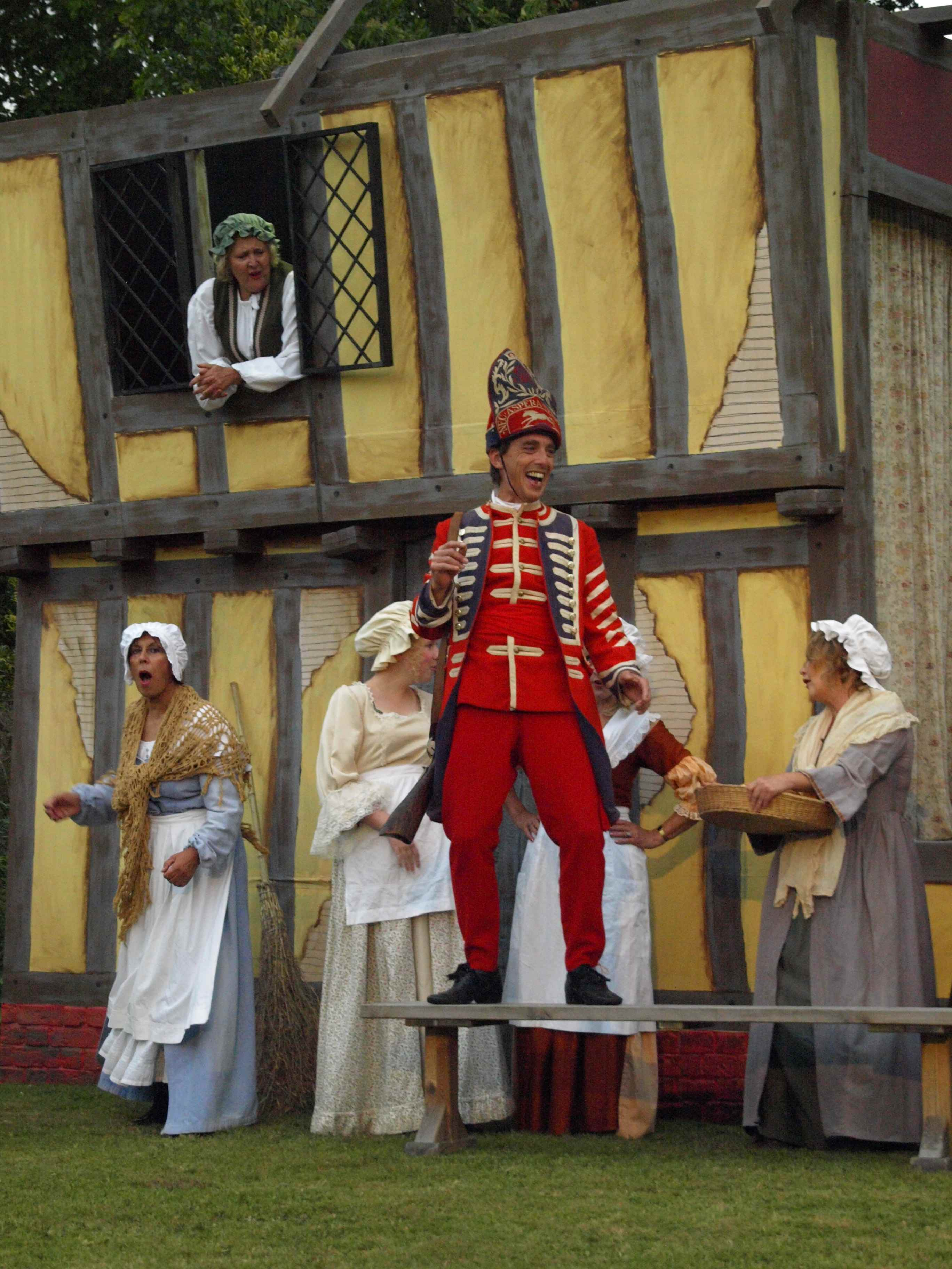 The Recruiting Officer  (10)