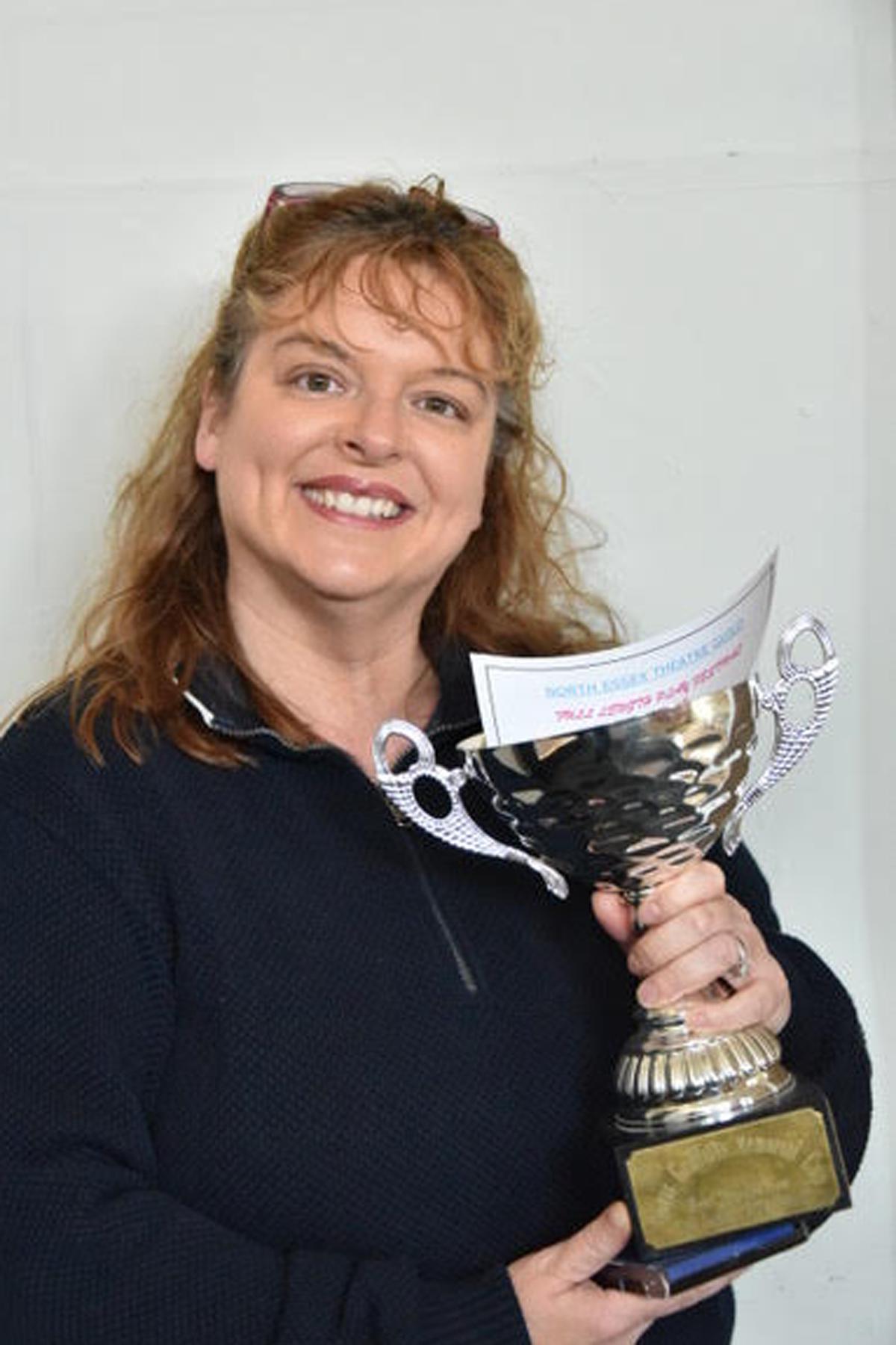 Claire trophy1