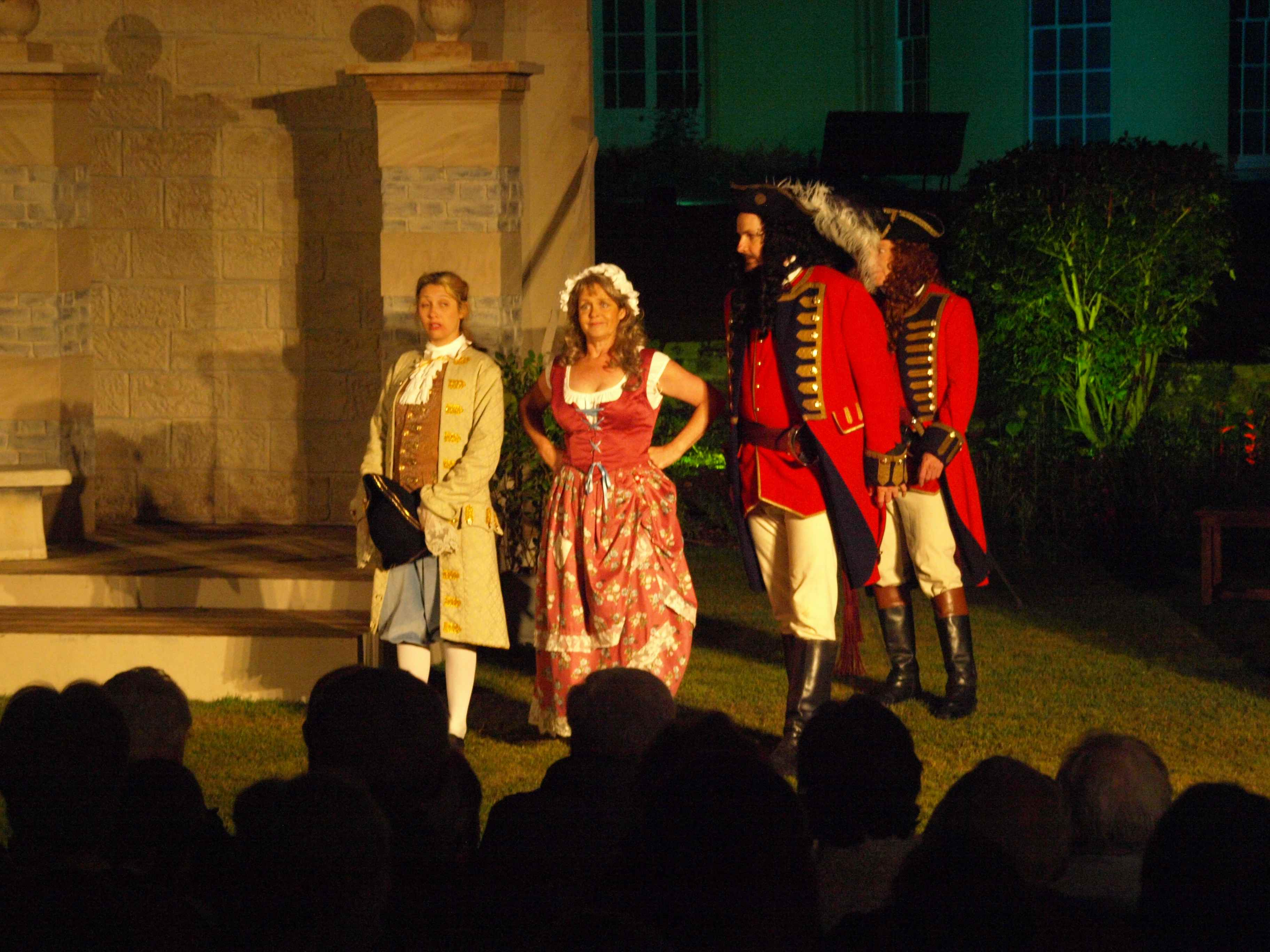 The Recruiting Officer  (48)