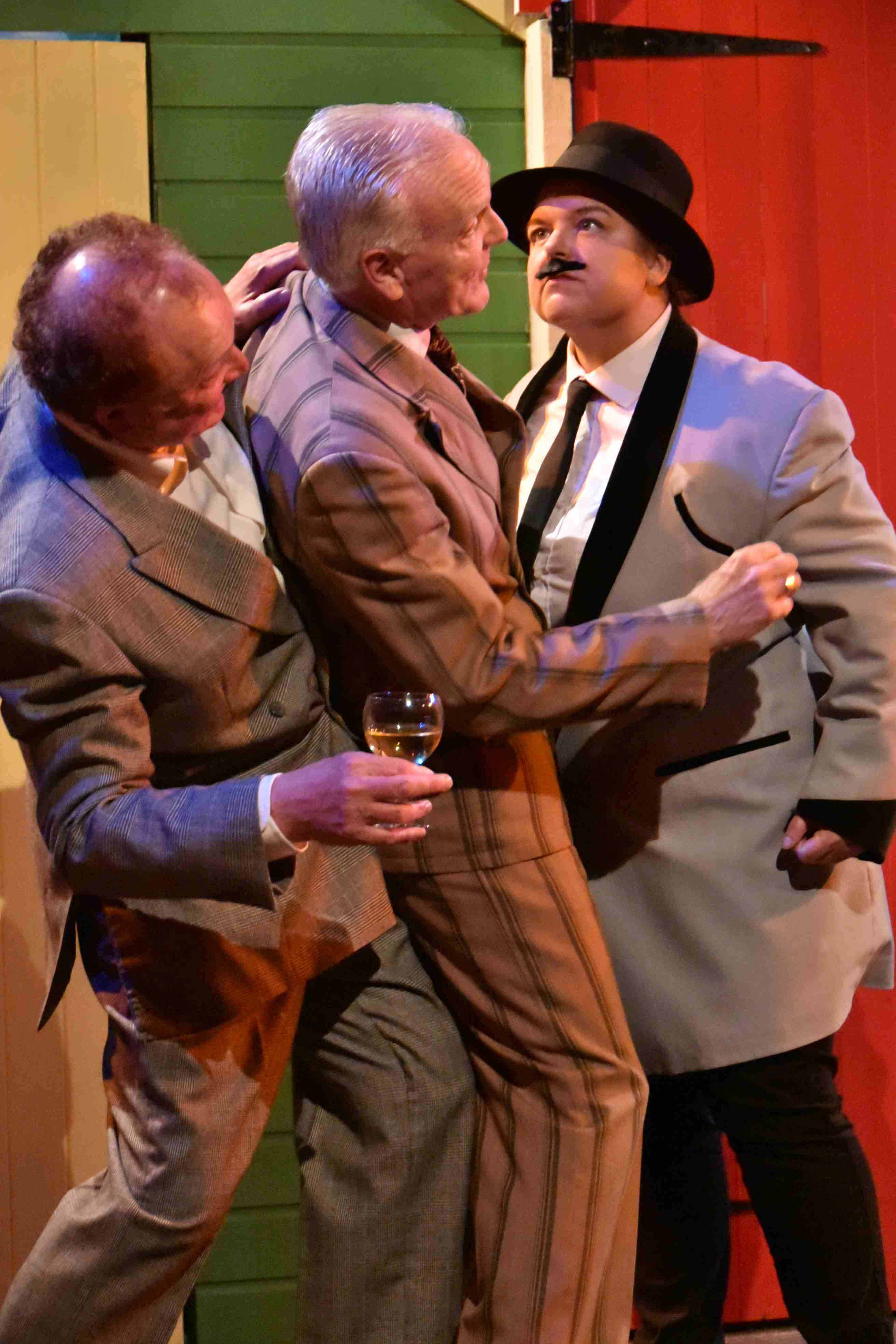 One Man Two Guvnors (8)