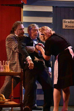 One Man Two Guvnors (22)