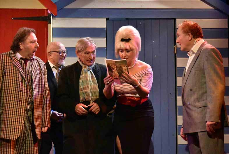 One Man Two Guvnors (35)
