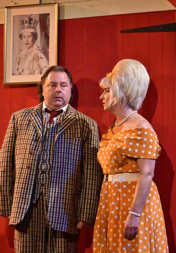One Man Two Guvnors (6)
