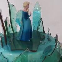 Elsa kage video