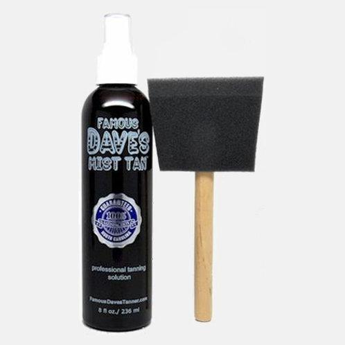 Dave's Spray Tanning Solution