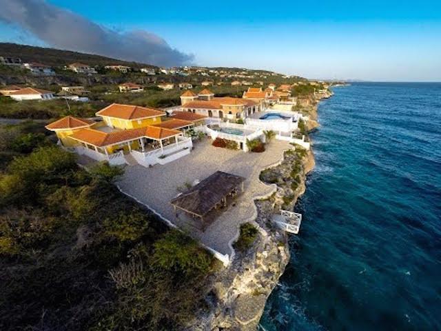 Curacao, Villa Seashell