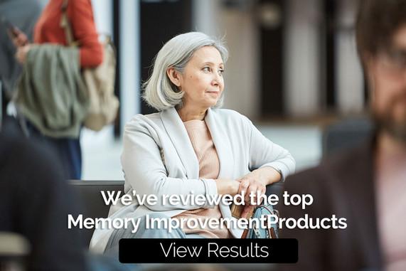 Memory Improvement Product Reviews