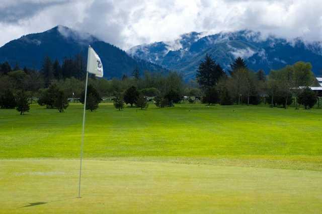 Bay Breeze Golf Course Tillamook