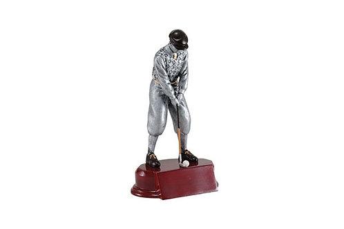 Vintage Golfer Trophy