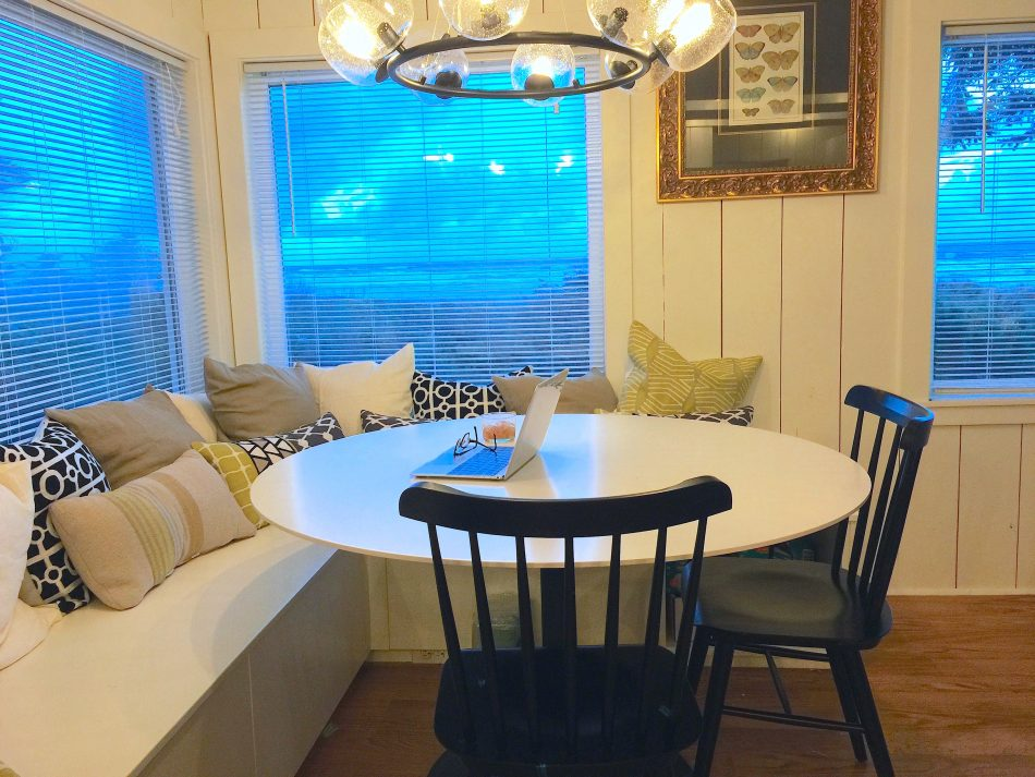 Breakfast Nook Dining