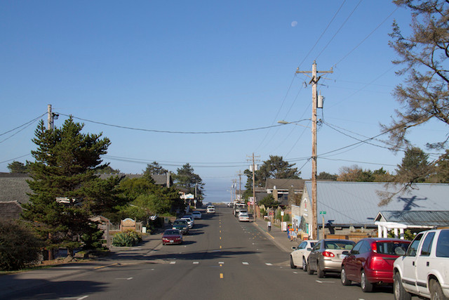 Downtown Manzanita