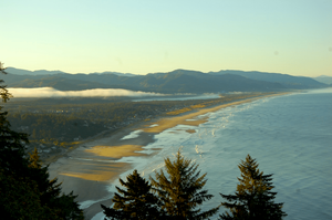 Manzanita Beach, Oregon