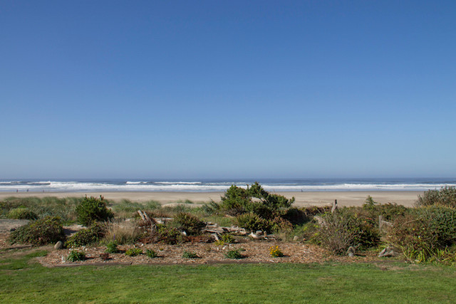 Beach in Manzanita Oregon