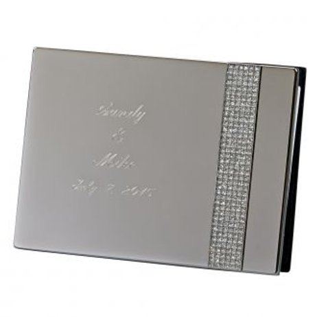 """Glitter Galore"" Guest Book"