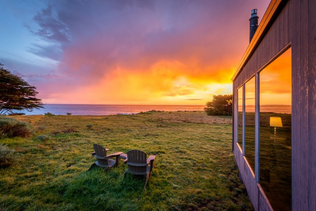 Sea Ranch - Abalone Bay, Oceanfront Home on the Stunning Mendonoma CA Coast