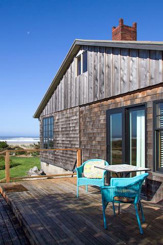 Manzanita oceanfont cottage