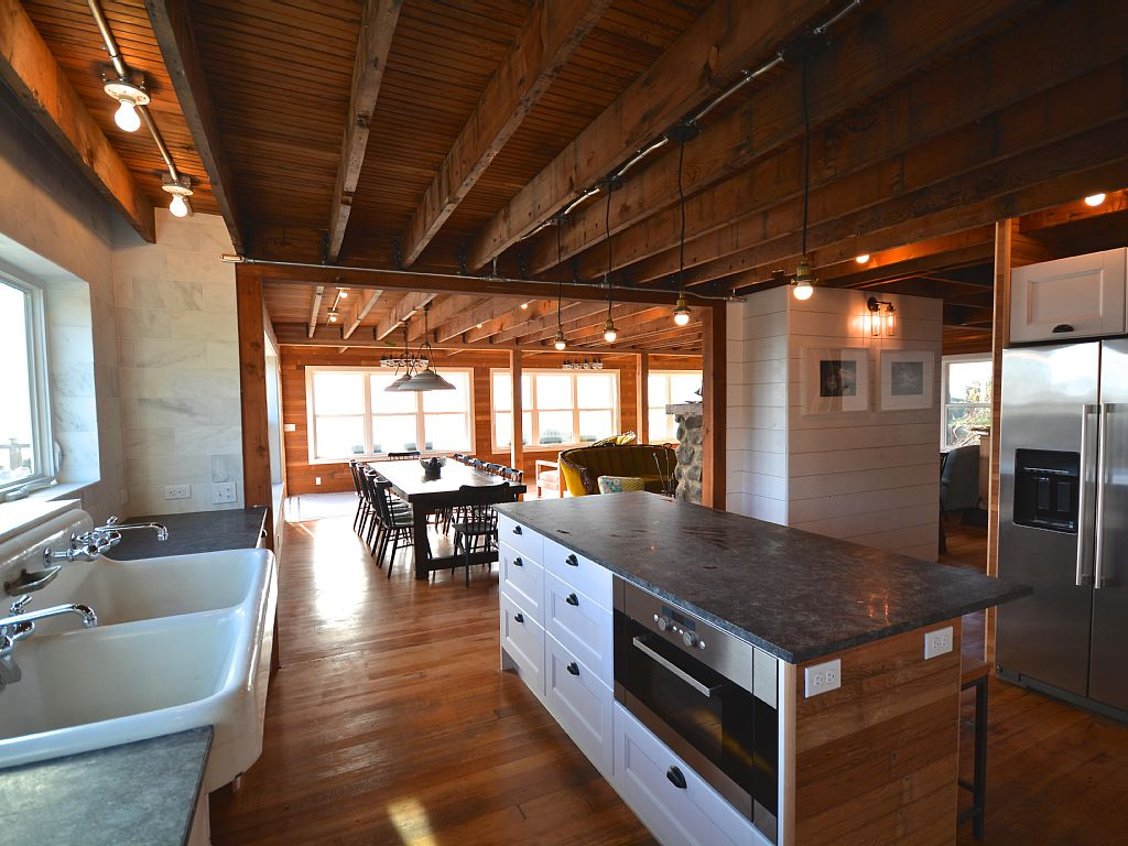 Historic Reed House Kitchen