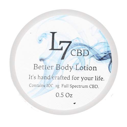 Better Body Lotion