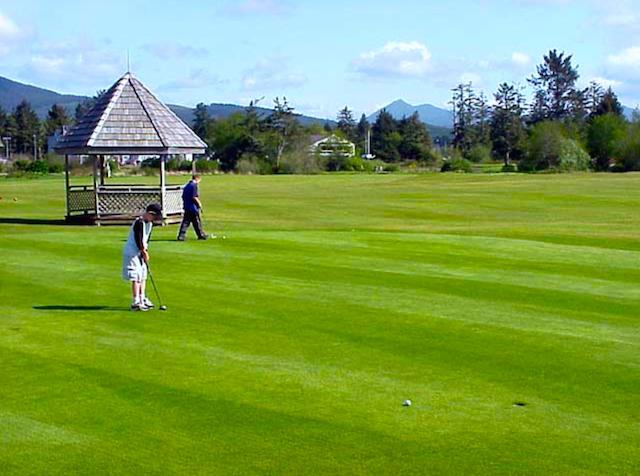 Seaside Golf Course