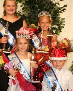 Pageant - Miss Schulenburg