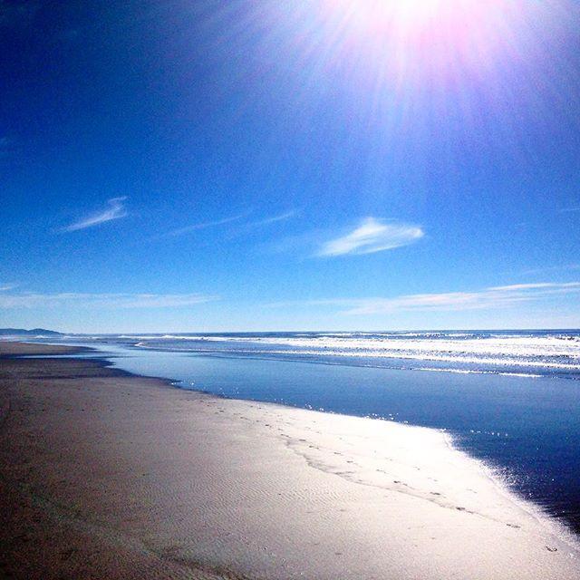 Manzanita's seven miles of spectacular shoreline