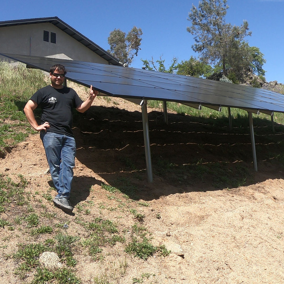 Sbrega Electric specializes in Solar Power Installation