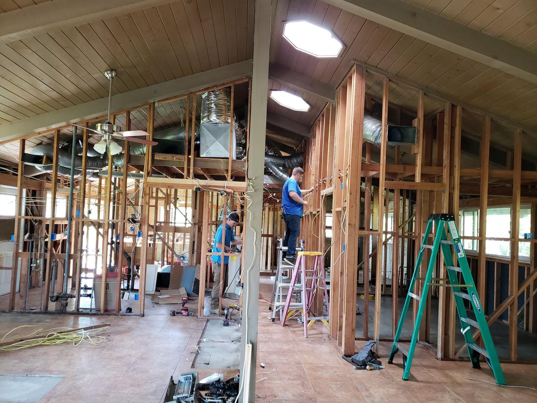 Sbrega Electric Rewiring a Home