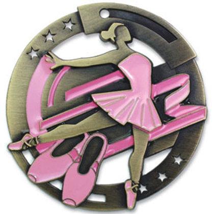 Dance Medal M3SB9-CAT
