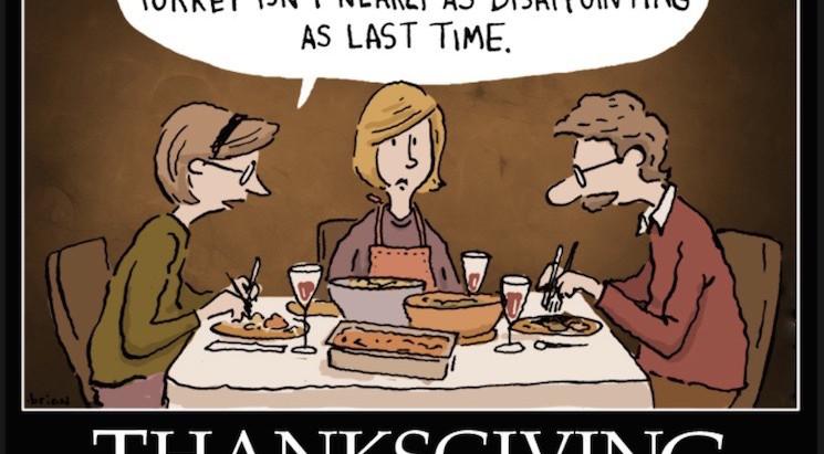 Manzanita Thanksgiving Dinner in and Around the North Oregon Coast