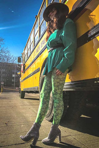 floral-tights-patterned-saint-patricks-d