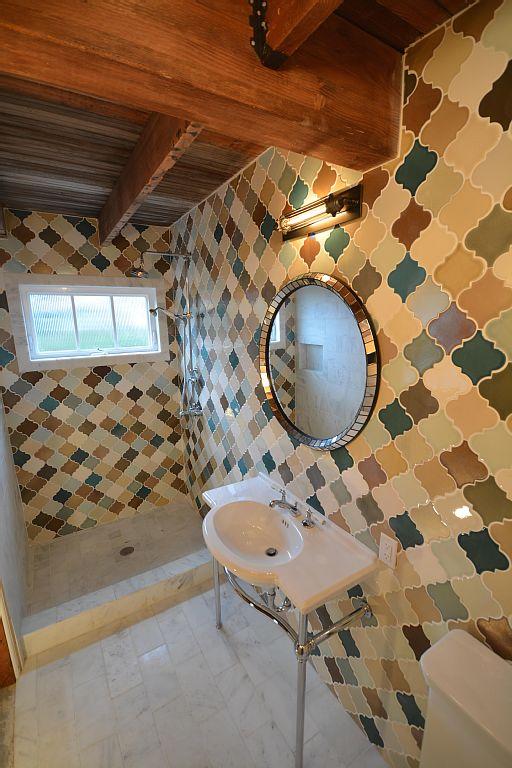 Historic Reed House Master Bath