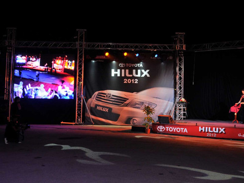 Toyota Events