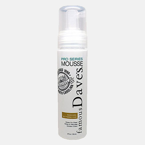 Clear Mousse Tanner