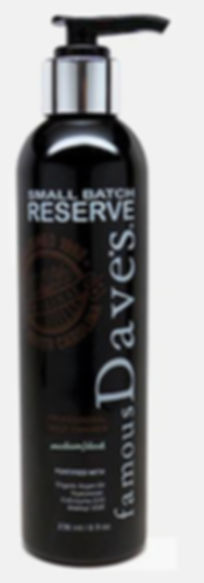 Famous Dave's Anti-aging self tanning medium dark