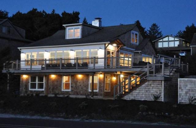 Manzanita Vacation Rentals Historic Reed House