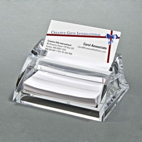 Note & Business Card Holder