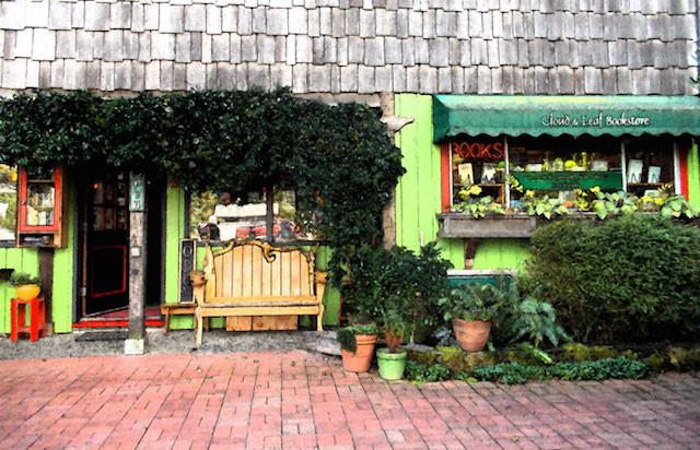 Cloud and Leaf bookstore, Manzanita
