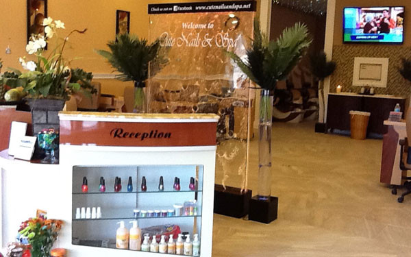 Nail Salon In Madisonville Cute Nails And Spa United States