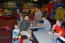 Family Fun at JumpnJacks4Kidz!