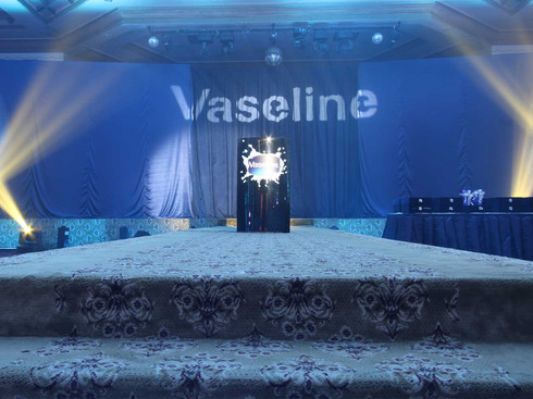 Vaseline launch