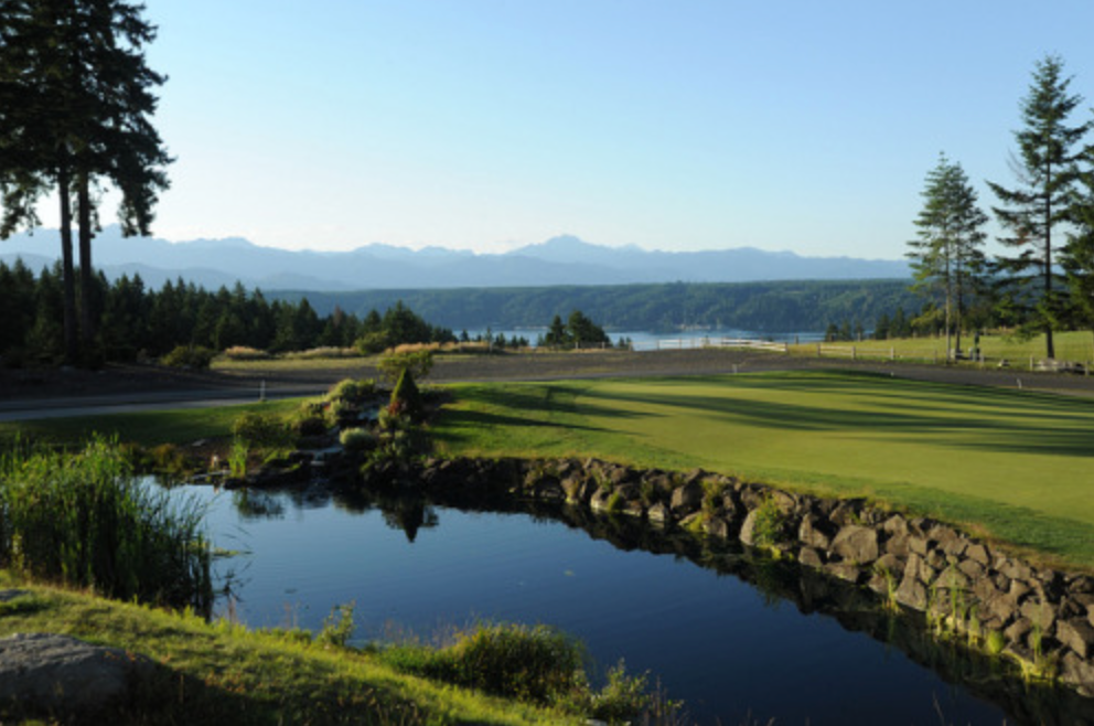 Alderbrook Golf Course Tillamook