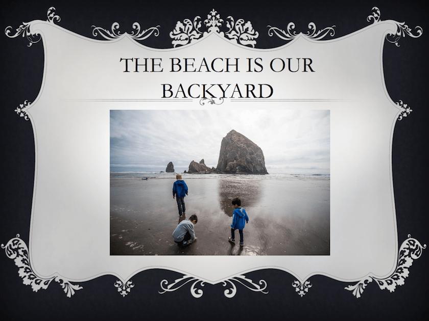 Oceanfront Manzanita Vacation Rentals