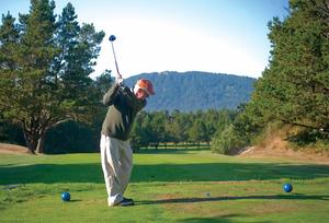 Manzanita Golf Course