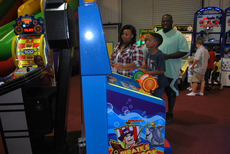 Our Arcade Games can't be beat!