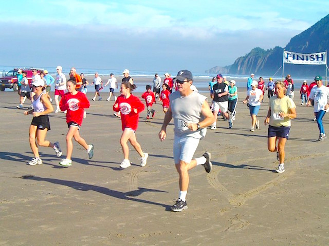 Annual Manzanita Walk and Run