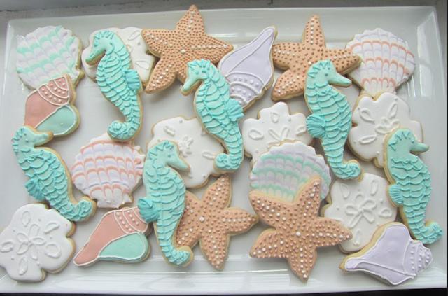 Beachy Sugar Cookies