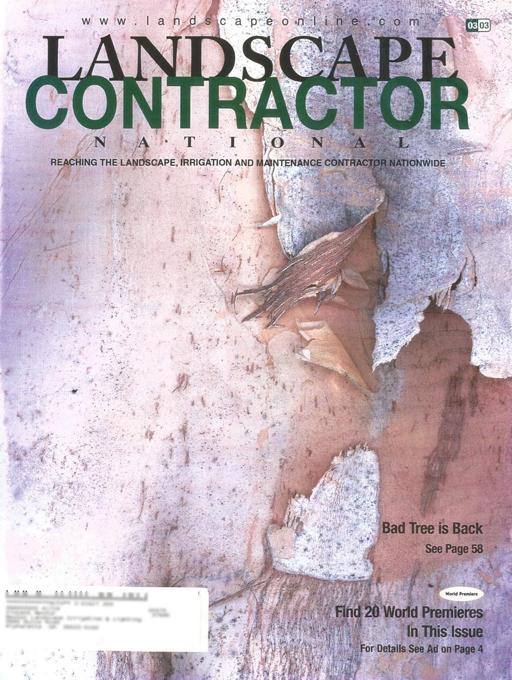 Landscape Contractor Magazine