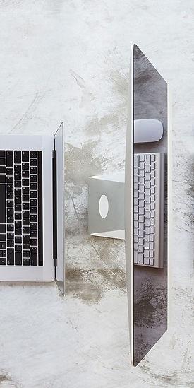 Website designer desk