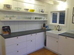 Amazingly Large Compact Kitchen