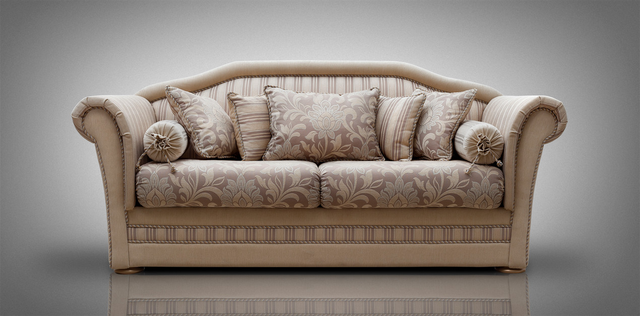 Custom Upholstered Sofa